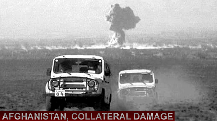 Afghanistan Collateral damage
